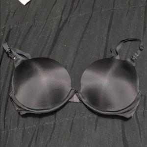 Victoria Secret Pink Black bra